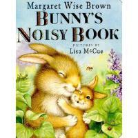 【预订】Bunny's Noisy Book