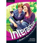 【预订】Interactive Level 4 Student's Book with Web Zone