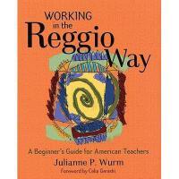 【预订】Working in the Reggio Way: A Beginner's Guide for