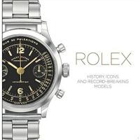 【二手原版 9成新】Rolex History劳力士手表的历史经典与创纪录的模型 英文产品设计 首饰设计 艺术设计