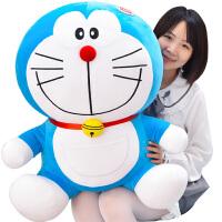 公仔玩具哆啦a梦叮当猫毛绒机器猫娃娃玩偶生日礼物送女生友