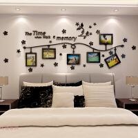 照片墙贴纸3D立体墙贴画沙发墙床头壁纸相框墙贴卧室房间墙面装饰