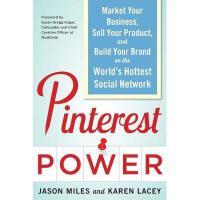 【预订】Pinterest Power