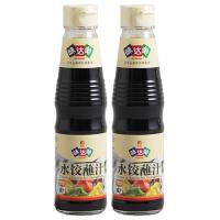 【包邮】【酱油】欣和 味达美水饺汁凉拌 水饺蘸汁 凉拌饺子调料205g*2瓶