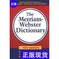 【二手书旧书九成新】The Merriam-Websters Dictionary 韦氏词典 /Merriam-Web
