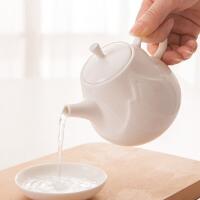 创意厨房用品陶瓷调味瓶酱油壶酱油瓶简约家用调料壶调料瓶醋瓶