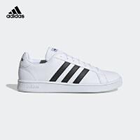 Adidas阿迪达斯男鞋秋季新款透气休闲鞋低帮运动鞋板鞋EE7904