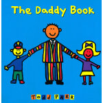 The Daddy Book 《爸爸》(Todd Parr绘本) ISBN 9780316070393