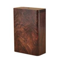 木质烟盒 整木掏空 海南黄花梨 珍藏精品 可雕刻 送 商务礼品