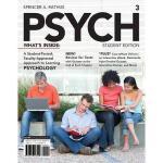 【预订】Psych (with Coursemate Printed Access Card)