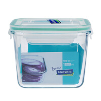 三光云彩Glasslock韩国进口钢化玻璃保鲜盒 RP528 MCRD-102