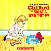 Clifford the Small Red Puppy大红狗出生记 ISBN9780590442947