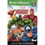 【预订】These Are the Avengers