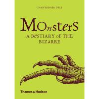 Monsters: A Bestiary of the Bizarre怪兽 离奇的动物寓言集图册