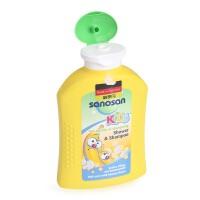 德国哈罗闪儿童二合一洗发沐浴露香蕉味 婴儿洗发儿童沐浴露2合1