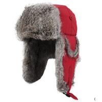 女韩版潮秋冬季皮草帽子超保暖兔毛雷锋帽大码帽