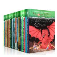英文原版小说 magic tree house 1-55本含28-29-52 merlin missions 1-24