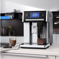 Delonghi/德龙 ESAM6900.M 中文操作彩屏家用全自动咖啡机一键式