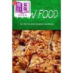 【中商海外直订】Real Raw Food - On the Go and Snacks Cookbook: Raw