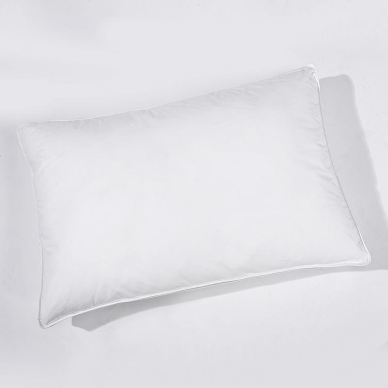 【秋冬新风尚 限时秒杀】富安娜出品 圣之花酒店风纤维软枕纯棉磨毛助眠护颈枕