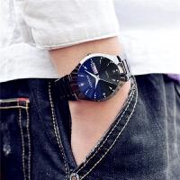 中学生手表男士机械表时尚潮流时尚概念简约休闲