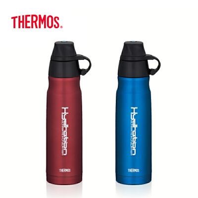 膳魔师不锈钢保冷杯瓶运动水壶大容量户外水杯子FFD-500mL