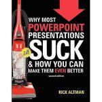 【预订】Why Most PowerPoint Presentations Suck, 2nd Edition