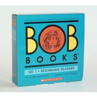 英文原版 鲍勃书套装1 Bob Books, Set 1: Beginning Readers