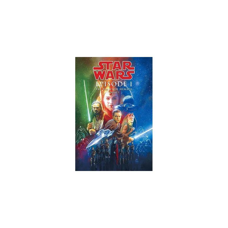 【预订】Star Wars Episode I: The Phantom Menace, Volume 1 美国库房发货,通常付款后3-5周到货!