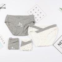 孕妇内裤棉低腰怀孕期透气孕产妇内裤产后月子裤头通用底裤