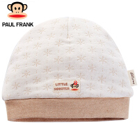 TWA3174154大嘴猴(Paul Frank) 婴幼儿 小怪物 空气层 出生帽 新生儿帽子