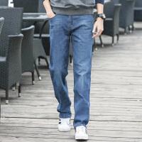 Lee Cooper【商务休闲】修身直筒男士裤子夏季新款男裤休闲弹力长裤牛仔裤男