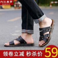 【卖爆了】夏季新款凉鞋男士休闲鞋百搭潮鞋
