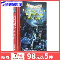 英文原版 Classic Starts: The Strange Case of Dr. Jekyll and Mr.