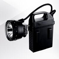充电分体式5W强光头灯 狩猎钓鱼工矿探照灯 防水头灯手提灯