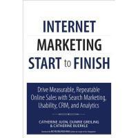 【预订】Internet Marketing Start to Finish: Drive