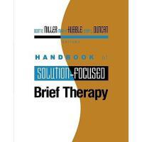 【预订】Handbook Of Solution-Focused Brief Therapy