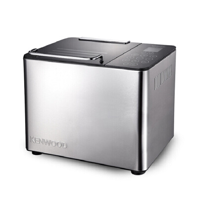 KENWOOD/凯伍德 BM450 家用全自动面包机 自动撒料 触摸屏 家用全自动面包机 自动撒料 触摸屏