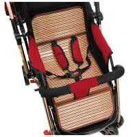 冰丝凉席垫子通用竹席 婴儿推车凉席儿童餐椅宝宝竹凉席夏季