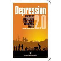 【预订】Depression 2.0: Creative Strategies for Tough