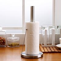 【满减】欧润哲 创意卫生间厨房用纸巾架套装 浴室卷纸架收纳架 厕纸架不锈钢纸架