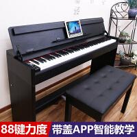 电钢琴88键重锤幼师家用初学者儿童电子琴智能钢琴
