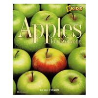 英文原版美国进口国家地理儿童读物 National Geographic Kids Apples for Everyo