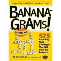 【预订】Bananagrams!: The Official Book
