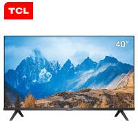 TCL 40V6F 40英寸液智能�W�jWIFI晶平板���C 全面屏 FHD全高清 防�{光 �S富影�教育�Y源 彩�