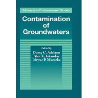 【预订】Contamination of Groundwaters