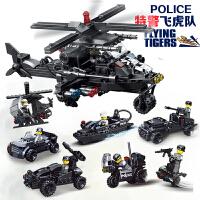 兼容乐高积木 军事男孩子益智10岁飞机6岁儿童拼装兼容 乐高玩具