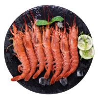 鲜动生活 阿根廷红虾 2kg/盒 L1