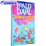小乔治的神奇魔药 英文原版小说 George's Marvellous Medicine 罗尔德达尔 Roald Da