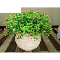 客厅室内书桌迷你装饰假花盆栽仿真绿植物小盆栽盆景家居摆设摆件